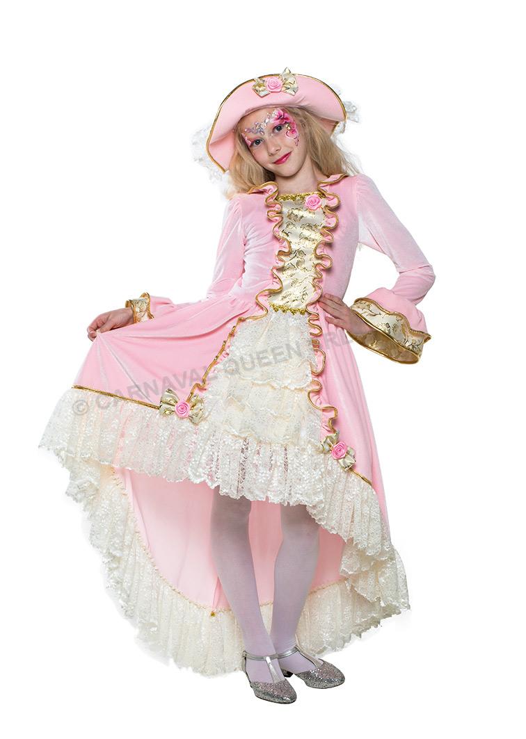 Vestiti Vestiti Rococo Rococo Bambina Carnevale Carnevale 3Rq54AjL